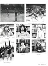 1981 Brewer High School Yearbook Page 86 & 87