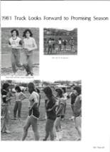 1981 Brewer High School Yearbook Page 90 & 91