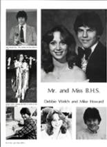 1981 Brewer High School Yearbook Page 98 & 99