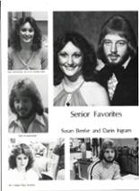 1981 Brewer High School Yearbook Page 100 & 101