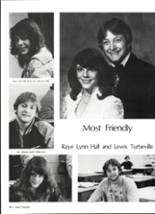 1981 Brewer High School Yearbook Page 102 & 103