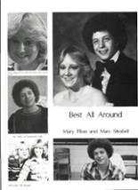 1981 Brewer High School Yearbook Page 104 & 105