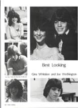 1981 Brewer High School Yearbook Page 106 & 107