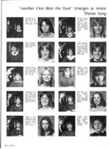 1981 Brewer High School Yearbook Page 112 & 113