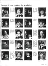 1981 Brewer High School Yearbook Page 114 & 115