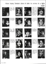 1981 Brewer High School Yearbook Page 116 & 117