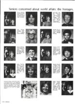 1981 Brewer High School Yearbook Page 118 & 119