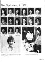 1981 Brewer High School Yearbook Page 134 & 135