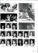 1981 Brewer High School Yearbook Page 136 & 137