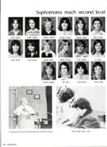 1981 Brewer High School Yearbook Page 148 & 149
