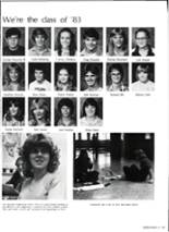 1981 Brewer High School Yearbook Page 150 & 151