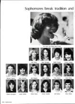 1981 Brewer High School Yearbook Page 152 & 153