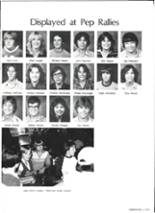 1981 Brewer High School Yearbook Page 154 & 155