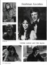 1981 Brewer High School Yearbook Page 162 & 163