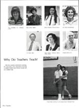 1981 Brewer High School Yearbook Page 180 & 181