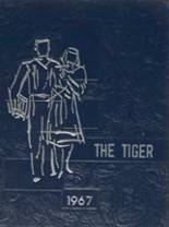 1967 Yearbook Green Forest High School