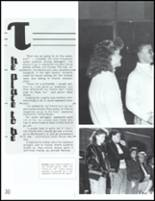 1989 Danville High School Yearbook Page 34 & 35