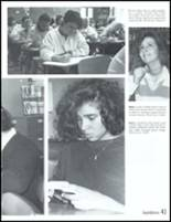 1989 Danville High School Yearbook Page 44 & 45