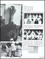 1989 Danville High School Yearbook Page 82 & 83