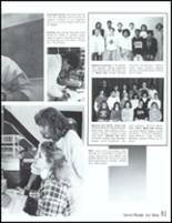 1989 Danville High School Yearbook Page 84 & 85