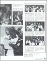 1989 Danville High School Yearbook Page 86 & 87