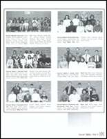 1989 Danville High School Yearbook Page 104 & 105