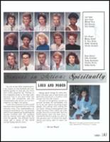 1989 Danville High School Yearbook Page 150 & 151