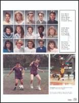 1989 Danville High School Yearbook Page 158 & 159