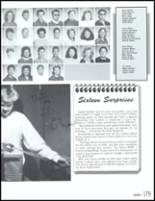 1989 Danville High School Yearbook Page 182 & 183