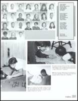 1989 Danville High School Yearbook Page 206 & 207