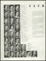 1945 Hammond High School Yearbook Page 14 & 15