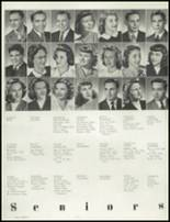 1945 Hammond High School Yearbook Page 22 & 23