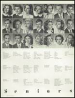1945 Hammond High School Yearbook Page 26 & 27