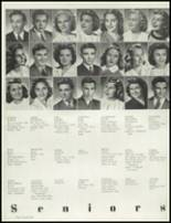 1945 Hammond High School Yearbook Page 28 & 29