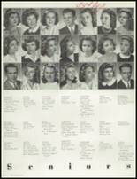 1945 Hammond High School Yearbook Page 30 & 31