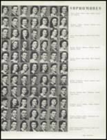 1945 Hammond High School Yearbook Page 46 & 47