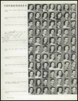 1945 Hammond High School Yearbook Page 48 & 49