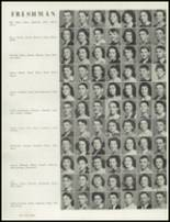 1945 Hammond High School Yearbook Page 52 & 53