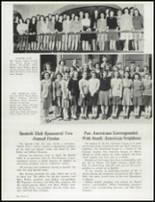 1945 Hammond High School Yearbook Page 70 & 71