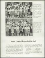 1945 Hammond High School Yearbook Page 72 & 73