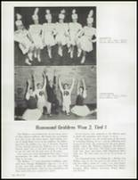 1945 Hammond High School Yearbook Page 98 & 99