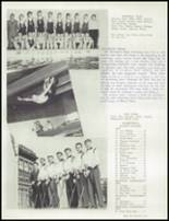 1945 Hammond High School Yearbook Page 104 & 105