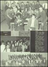 1972 Batavia High School Yearbook Page 126 & 127