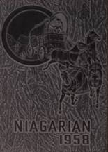 1958 Yearbook Niagara Falls High School