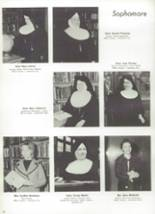 1963 St. Joseph Commercial High School Yearbook Page 24 & 25