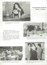 1963 St. Joseph Commercial High School Yearbook Page 30 & 31