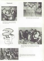 1963 St. Joseph Commercial High School Yearbook Page 34 & 35