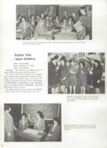 1963 St. Joseph Commercial High School Yearbook Page 36 & 37