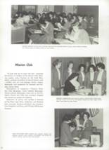 1963 St. Joseph Commercial High School Yearbook Page 38 & 39
