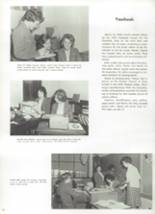 1963 St. Joseph Commercial High School Yearbook Page 42 & 43